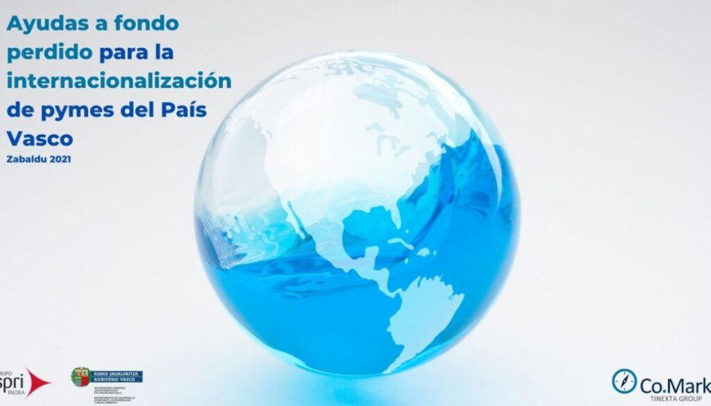 Ayudas a la internacionalización en el País Vasco